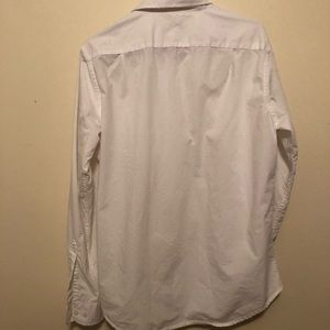 Long sleeve button up like new med